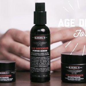 Brand NEW Kiehl's Age Defender Men's Power serum